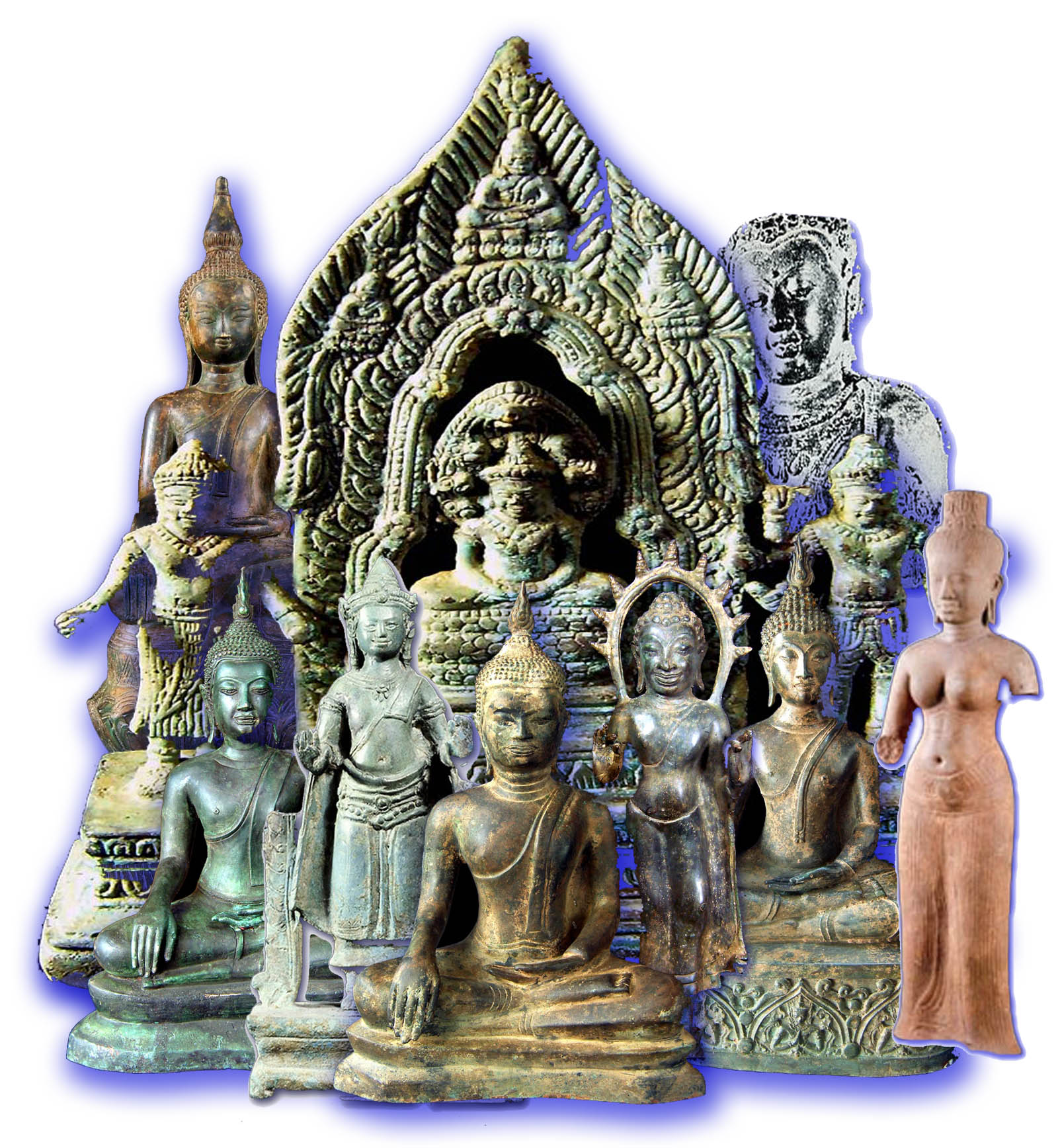 Eight Eras of Buddhist Art in Thailand