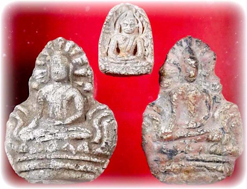 Pra Kru Wat Tap Khaw Pim Chiang Saen