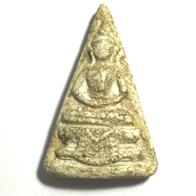Pra Pim Wat Sam Plerm Kru Wat Tap KHaw Ancient Hiding Place Amulet