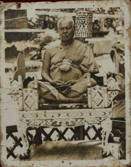 Luang Por An Gaeji Ajarn of Wat Prayat