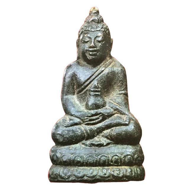 Pra Kring Prajam Krob Nam Mont Mongkol Gao Luang Por Chaeng