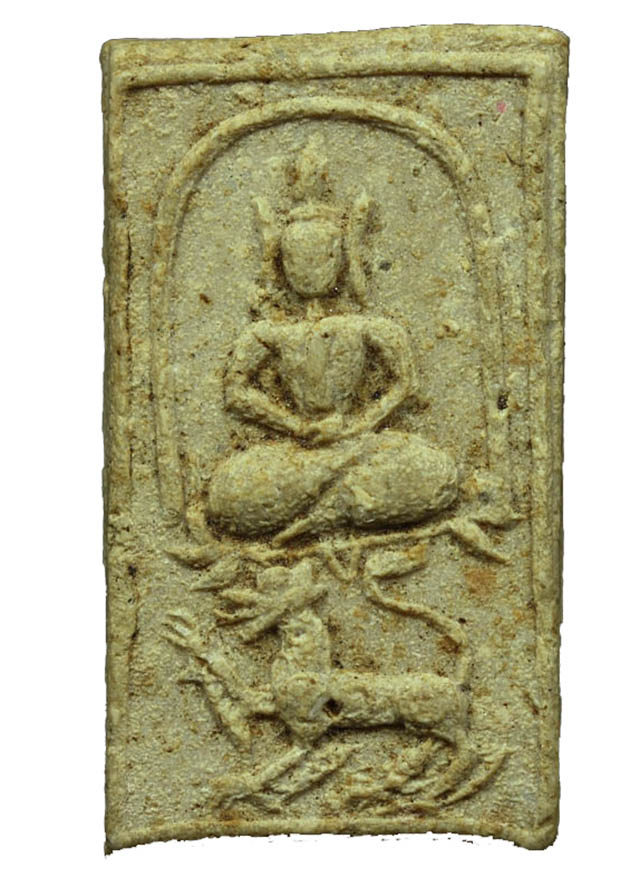 Buddha Riding Animals and Other Amulets of LP Chaeng – Ancient Amulet