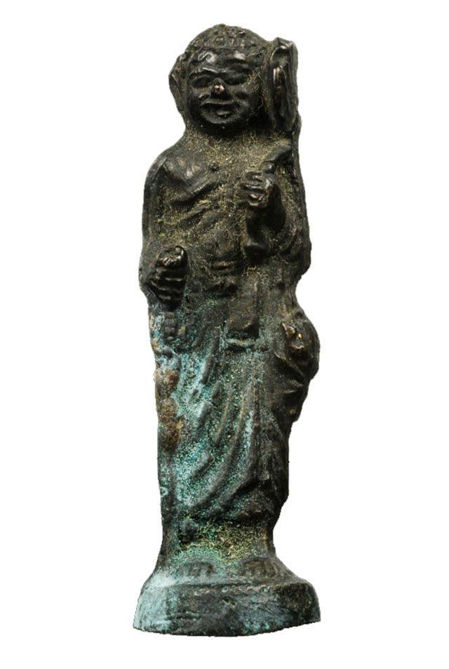 Roop Lor Pra Sivali Loi Ongk Statuette Luang Por Chaeng