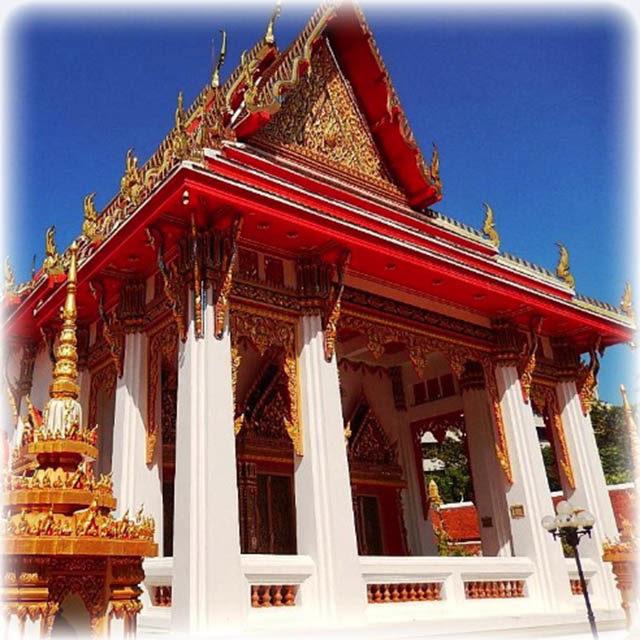 Uposatha of Wat Ling Khob